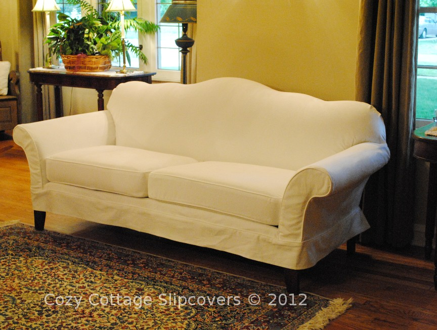 cottages chic sofa shabby rose cottage couch slipcovered floral furniture