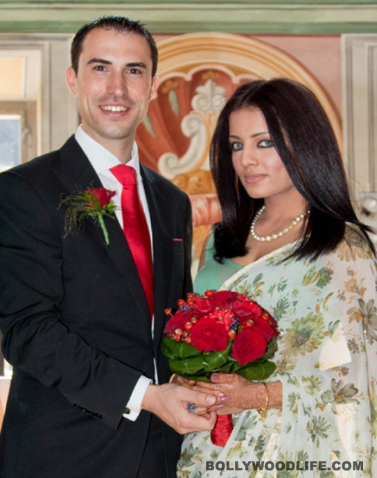 Celina Jaitley And Peter Haag Are Married !