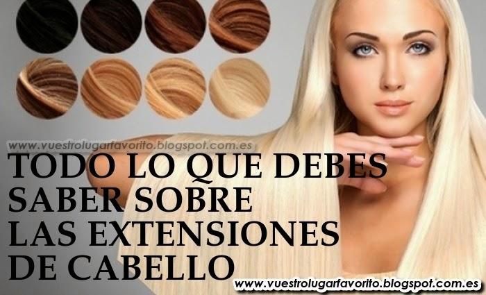 Extensiones De Cabello Peinados - Extensiones de pelo Precio y fotos de los peinados más originales