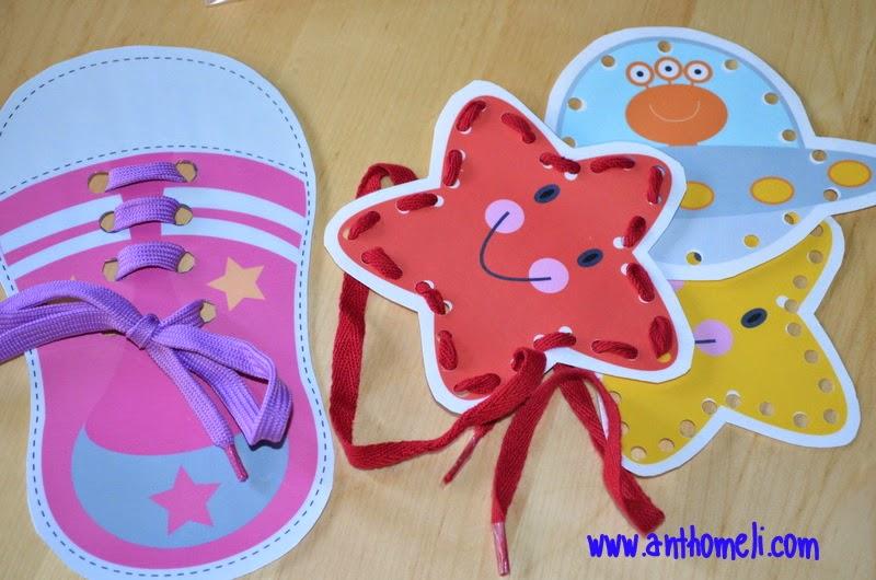 Busy bags, δώρο για τα παιδιά με καρκίνο