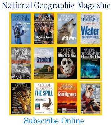 Subscribe to national geographic magazine for Online magazine subscription services
