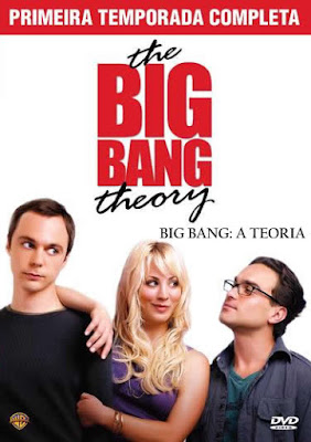 The Big Bang Theory - 1ª Temporada Completa - HDTV Legendado
