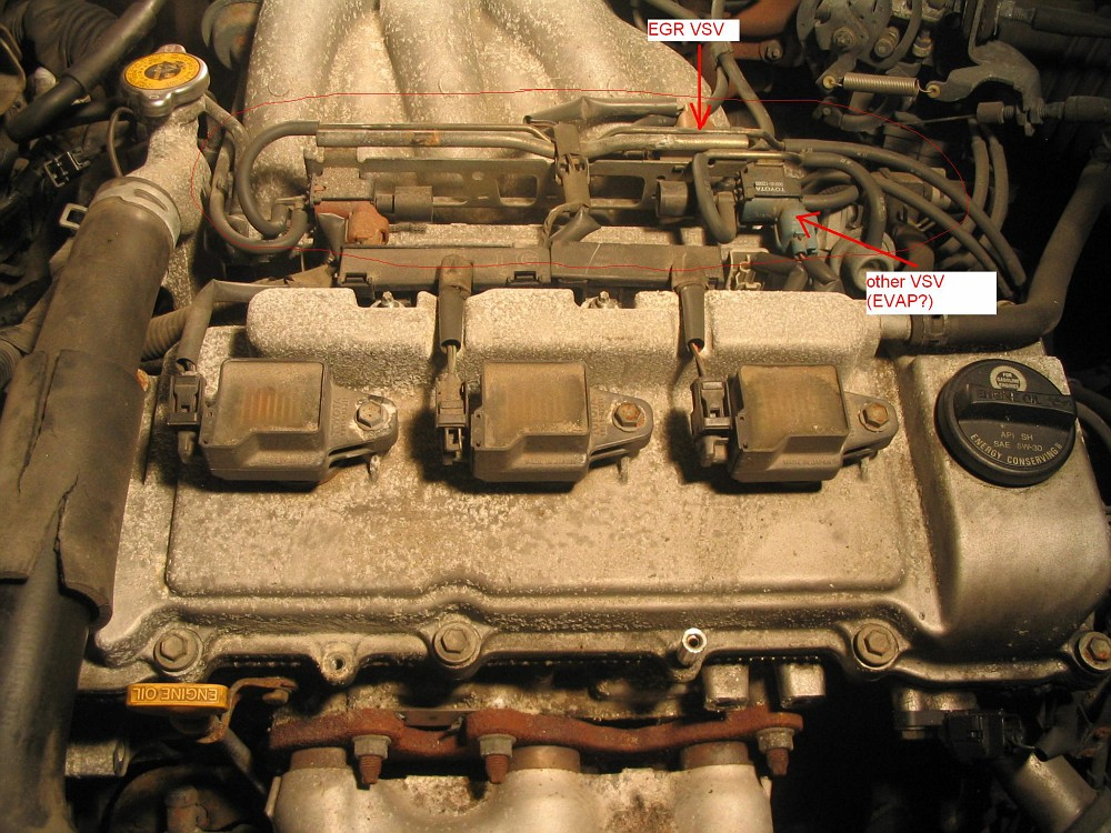 Img on 2004 Chrysler Pacifica Thermostat Location