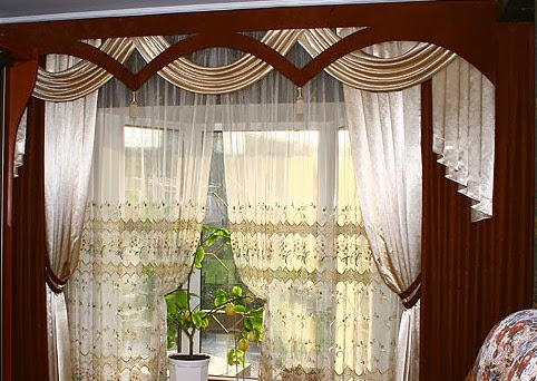 Living Room Curtains Design And Sewing Home Inspiration