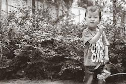 Mei Mei (age 2)