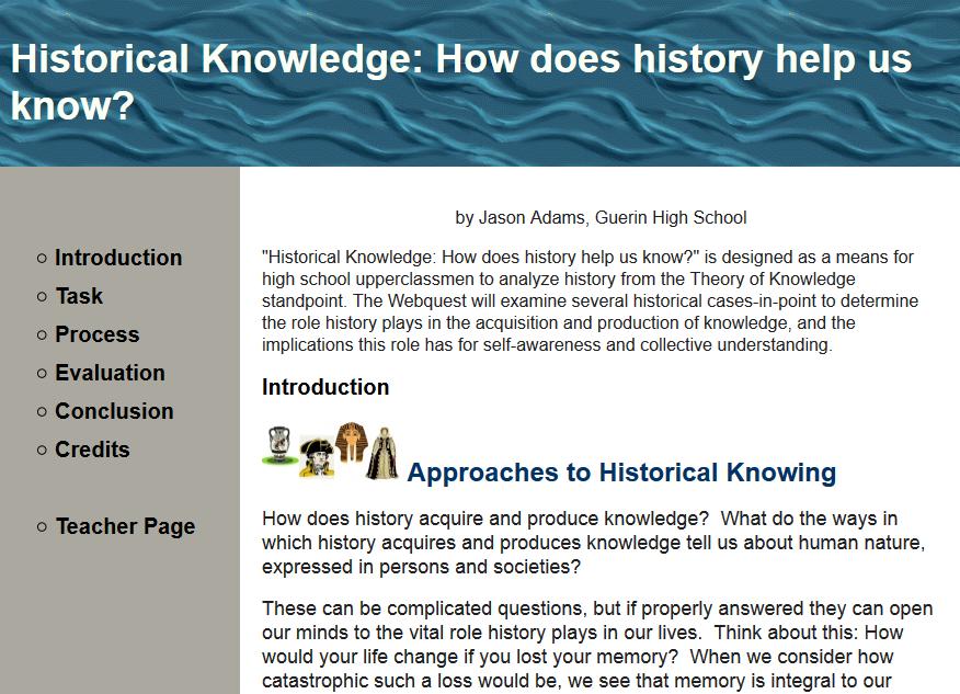 historical process