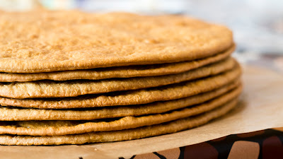 медени платки за торта