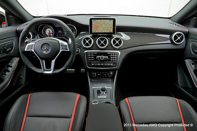 """Mercedes-Benz Releases CLA 45 AMG Edition 1 