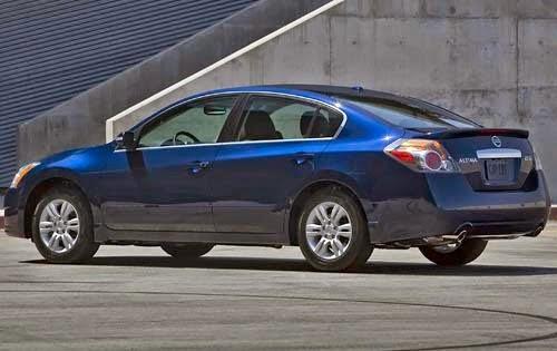 popular da América Nissan Altima