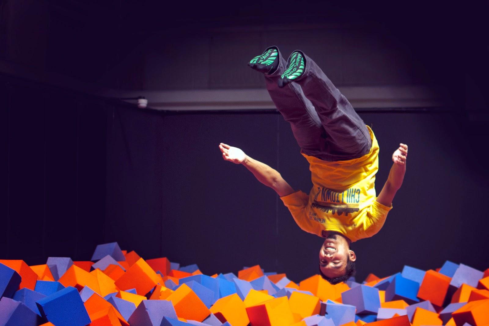 Santai ahad, penang Street Jump, Melompat lebih tinggi, Street jump, arzmoha, gambar cantik, tempat menarik, penang, malaysia