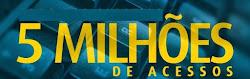 PATU EM FOCO: Mais de 5 milhões de acessos!