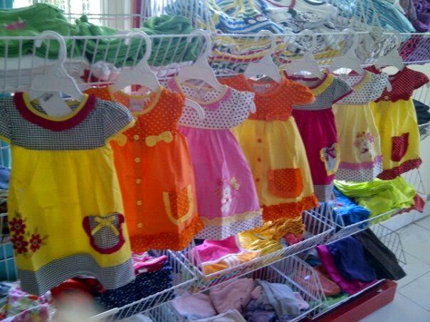 Grosir Baju Bayi Tanah Abang