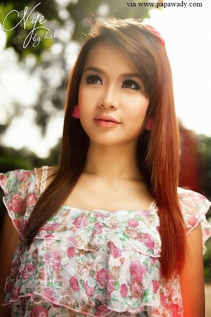 Nang Myat Phyo Thinn - Beautiful Photoshoot