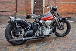 JAMESVILLE '47 S&S KNUCKLEHEAD