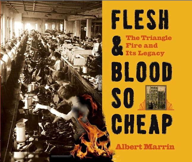 Teen Book Review: Flesh and Blood So Cheap