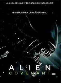 Alien: Covenant Dublado