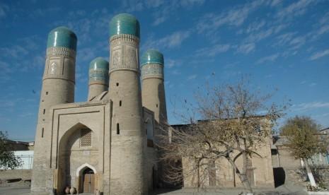Bukhara, Kota Imam Para Ahli Hadits