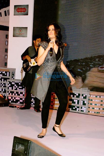 Sona Mohapatra at the 'Best City Awards' in Delhi