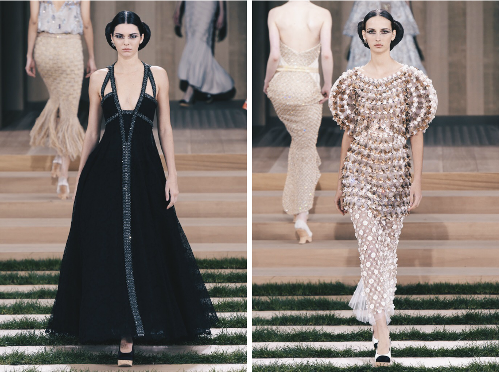 Ana Maddock- Chanel Paris Haute Couture Fashion Week SS16