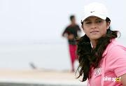Tapasee and Nadhiya at Doubles malayalam movie photos