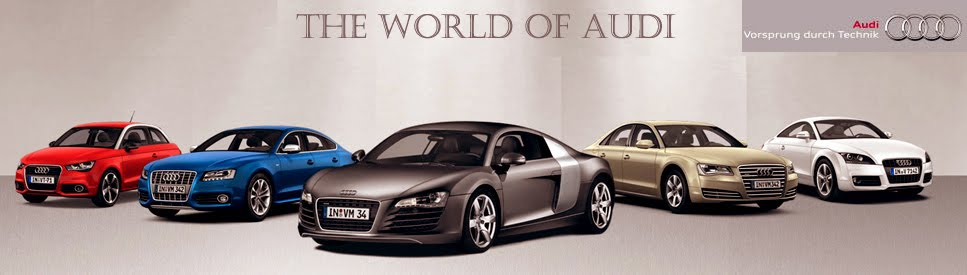 The World of Audi
