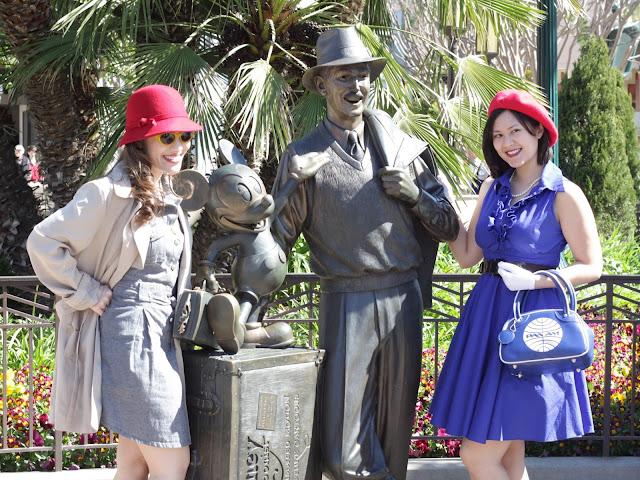 Dapper Day at Disneyland - Good Old Fashioned Fun