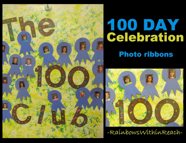 photo of: 100 Day Party Poster, 100 Day Celebration