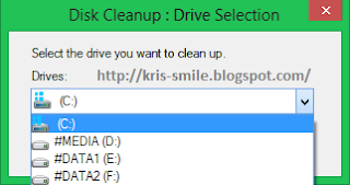 Disk Cleanup Windows (2)