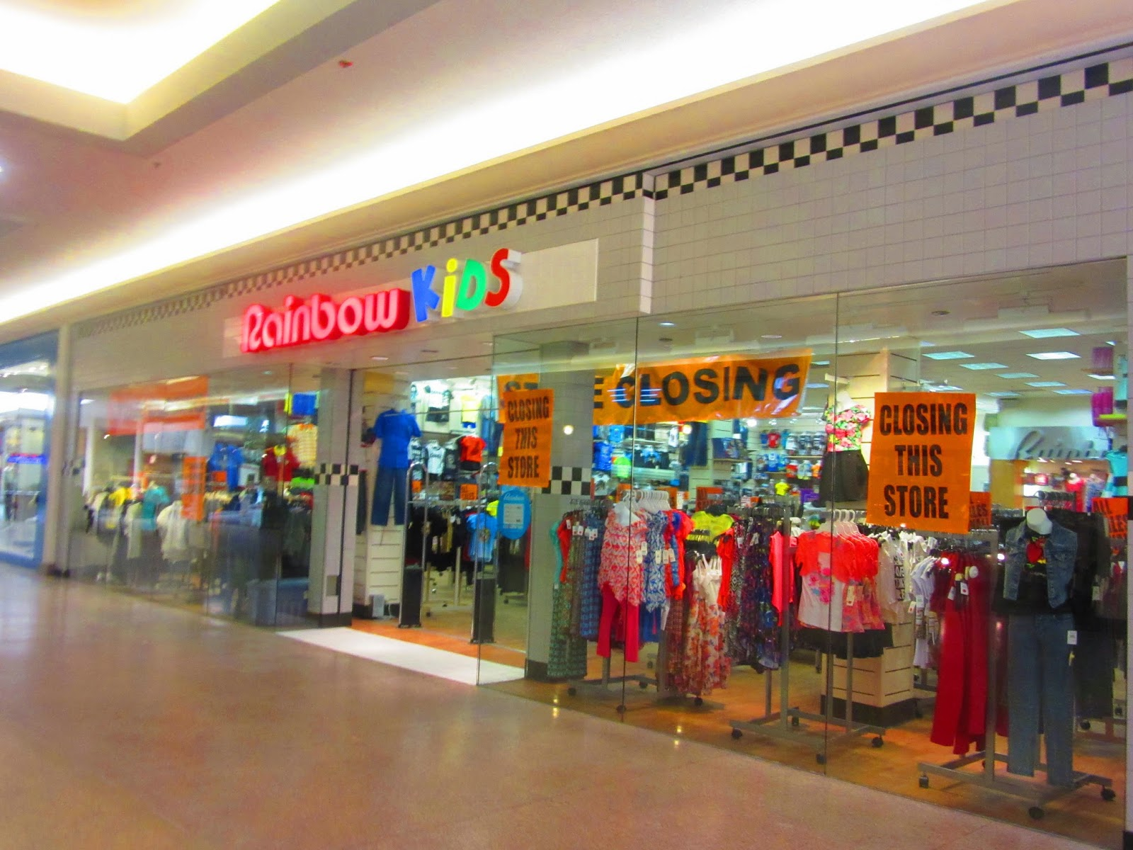 Hudson's, Farmer Jack, Cunningham's: A Retail History of ... Rainbow Shops