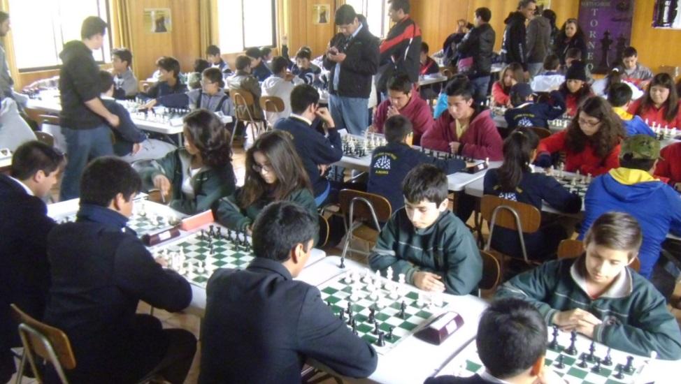 Circuito Escolar de Ajedrez Provincia de Quillota 3