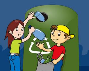 Reciclemos la basura