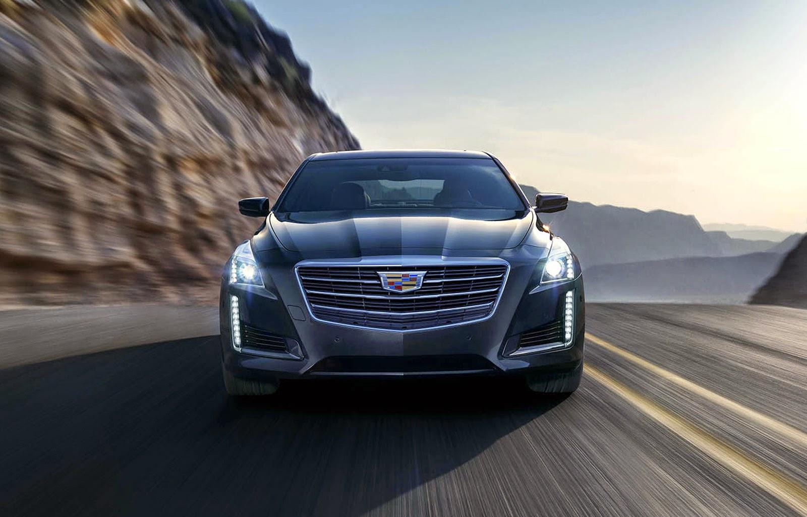 2015 Cadillac CTS Earns 5-Star NHTSA Safety Rating