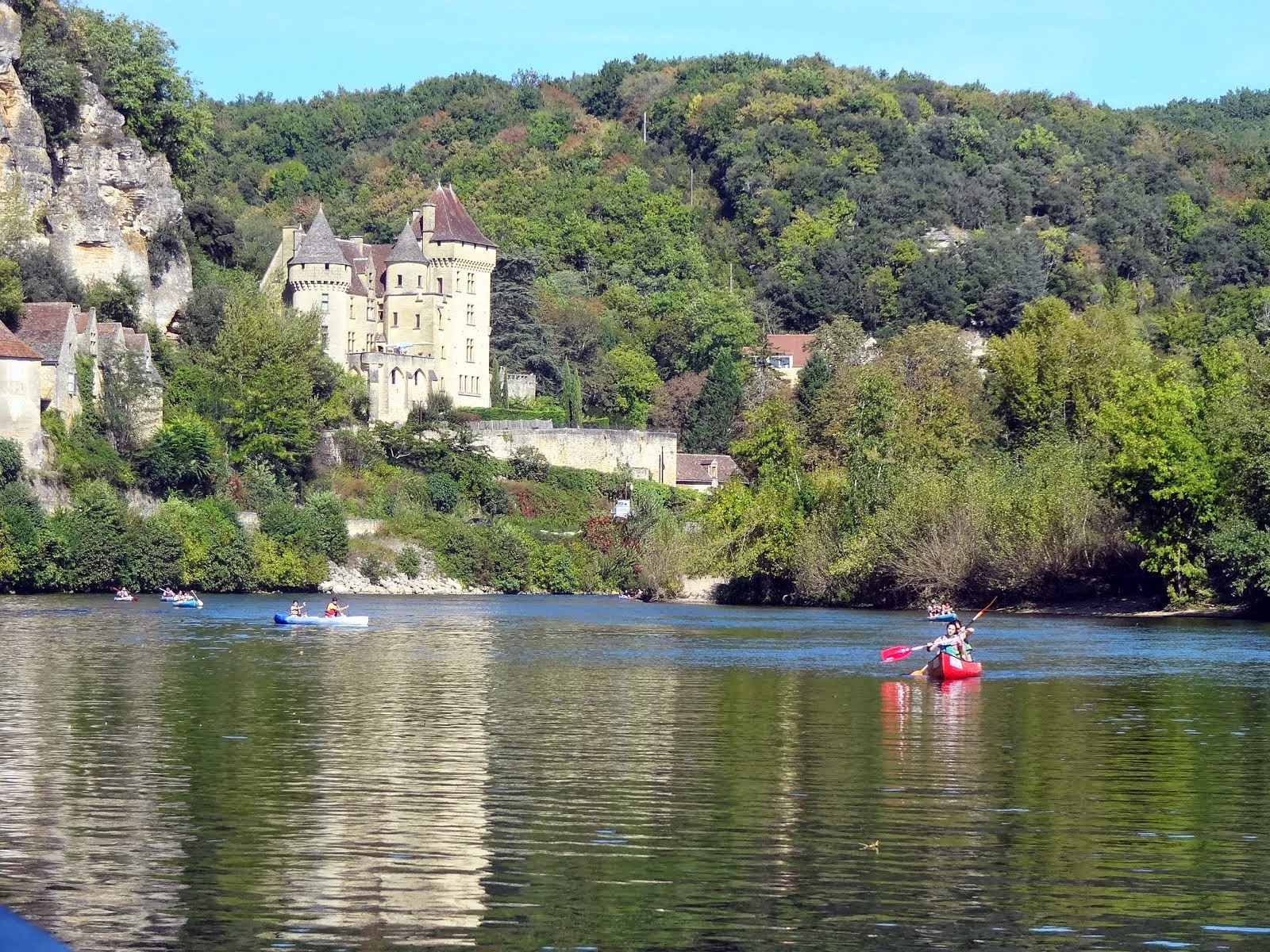 TheRiver Dordogne