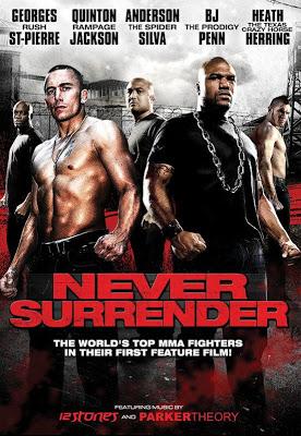 Phim Không Đầu Hàng - Never Surrender