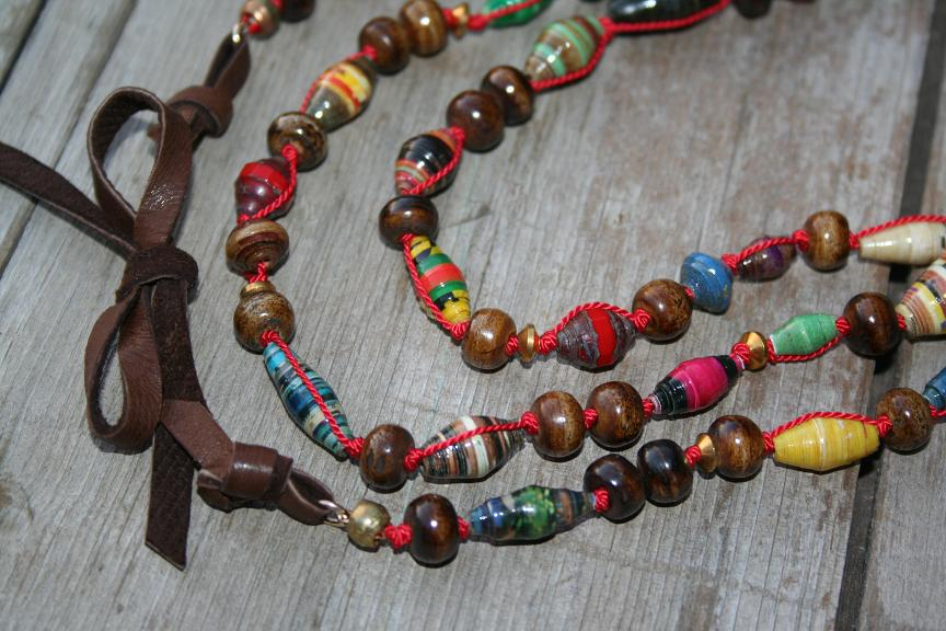 african paper beads Shop our large selection of recycled paper beads from uganda the bead chest offers high quality beading supplies, african beads, glass beads, wholesale beads & more call: 8776552323.