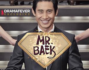 Biodata Pemain Drama Korea Mr. Back