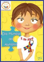 02 ABRIL, DIA MUNDIAL DE LA CONCIENCIALIZACIÓN SOBRE EL AUTISMO