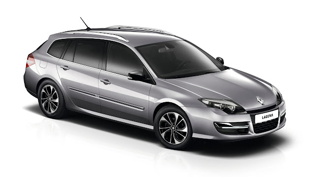 Renault Laguna Collection 2013 grey