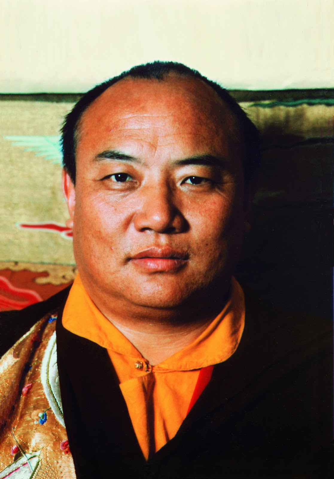 Shang Rinpoche and great contemporary Buddhist masters