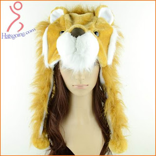 Wholesale lion hat