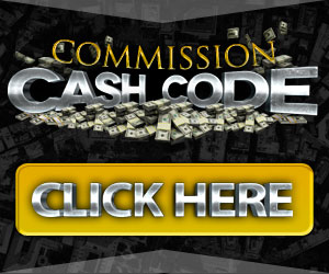 Commission Cash Code