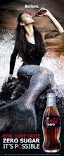 Mermaid and Coke Zero (2008)