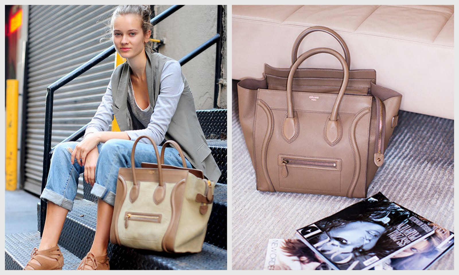 Wish List } - Celine Boston Bag | The Housewife Wannabe