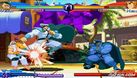 play street fighter alpha free online