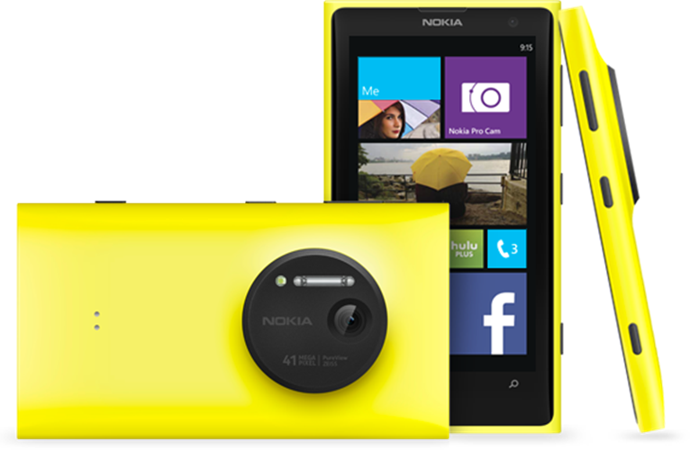 Nokia Lumia 1020, HP Kamera Terbaik dan Tercanggih (41 MP)