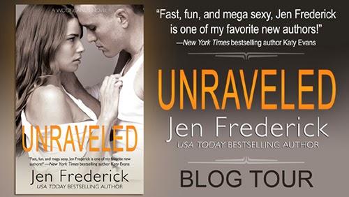 Blog Tour: Unraveled By Jen Frederick