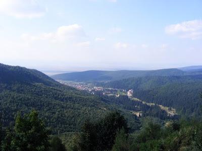 Cetatea dacica Covasna