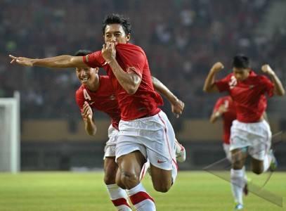 Kemenangan 2-0 Indonesia atas Singapura Diwarnai Insiden