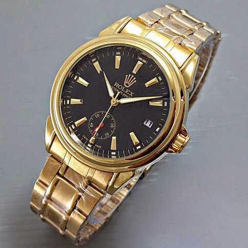 Rolex Oyster Chrono Detik Chain gold