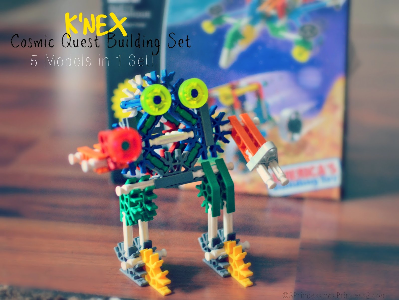 Cosmic Quest Building Set from KNEX